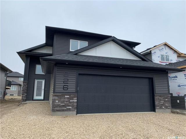 926 Glacial Shores Manor, Saskatoon, SK S7S 1N1 (MLS #SK754827) :: The A Team