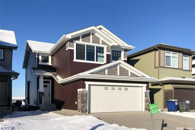 223 Dagnone Lane, Saskatoon, SK S7V 0R1 (MLS #SK754868) :: The A Team