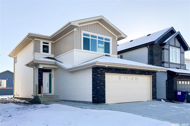 228 Dagnone Lane, Saskatoon, SK S7V 0P7 (MLS #SK754917) :: The A Team