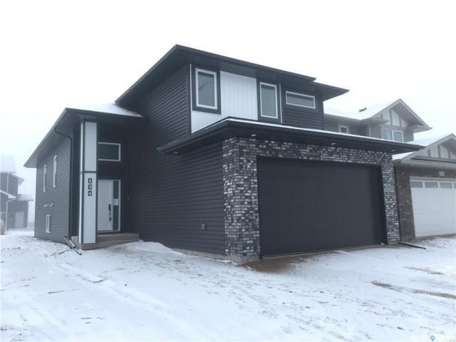 134 Beaudry Crescent, Martensville, SK S0K 2T1 (MLS #SK754941) :: The A Team