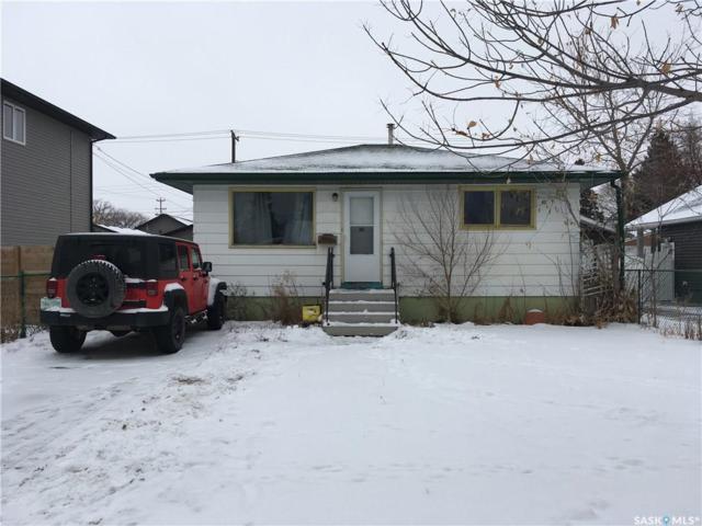 1023 O Avenue S, Saskatoon, SK S7M 2T1 (MLS #SK754973) :: The A Team