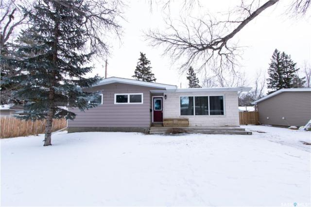 101 Shannon Road, Regina, SK S4S 5H6 (MLS #SK755161) :: The A Team