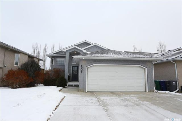 807 Kenderdine Road, Saskatoon, SK S7N 4K3 (MLS #SK755377) :: The A Team