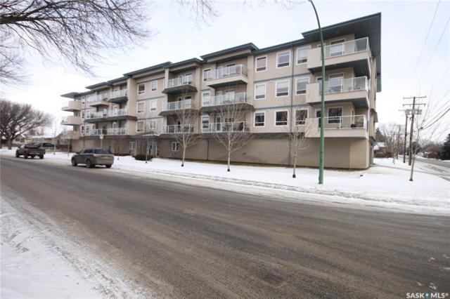 215 Smith Street N #208, Regina, SK S4R 3B5 (MLS #SK756339) :: The A Team