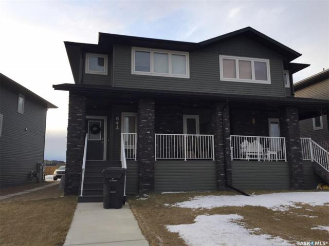 642 Glenridge Avenue, Swift Current, SK S9H 5R9 (MLS #SK756556) :: The A Team