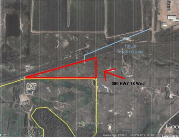 380 Rural Address, Estevan, SK S4A 2A5 (MLS #SK756683) :: The A Team