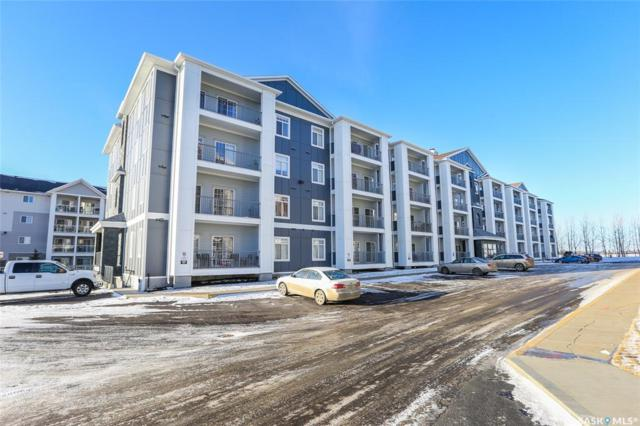 333 Nelson Road #214, Saskatoon, SK S4S 1P2 (MLS #SK756801) :: The A Team