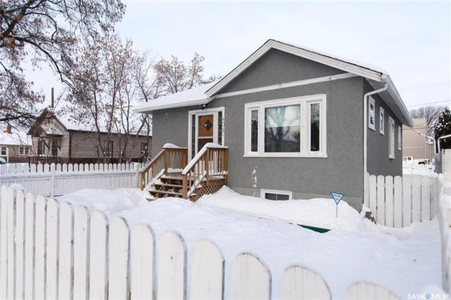 408 11th Street E, Prince Albert, SK S6V 1A7 (MLS #SK756861) :: The A Team