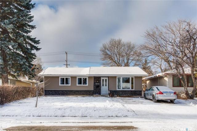 1618 Argyle Avenue, Saskatoon, SK S7H 2W7 (MLS #SK756916) :: The A Team