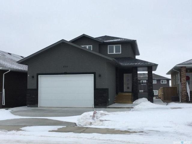 432 Ridgedale Street, Swift Current, SK S9H 5R9 (MLS #SK756936) :: The A Team