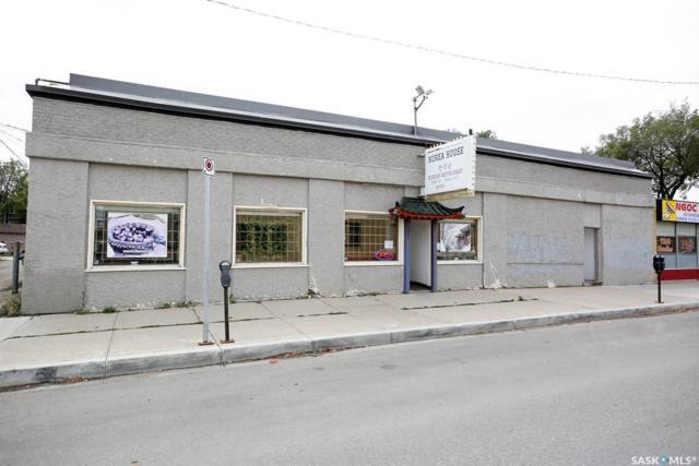 1427 11th Avenue, Regina, SK S4P 0H1 (MLS #SK757018) :: The A Team