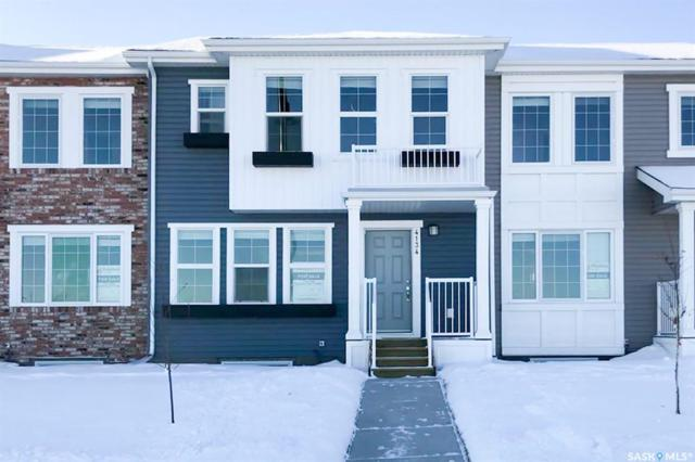 4134 Brighton Circle, Saskatoon, SK S7V 0M2 (MLS #SK757045) :: The A Team