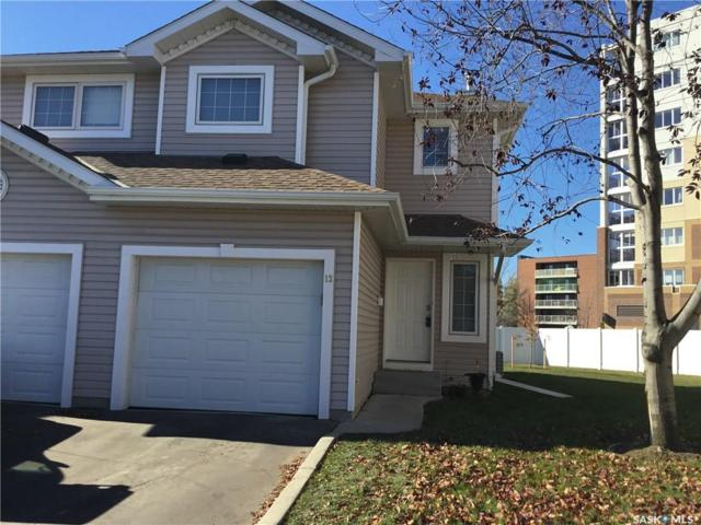 215 Pinehouse Drive #13, Saskatoon, SK S7K 6N9 (MLS #SK757140) :: The A Team