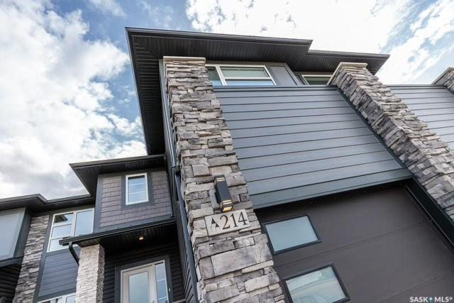 248 Brighton Gate, Saskatoon, SK S7V 0R1 (MLS #SK757148) :: The A Team