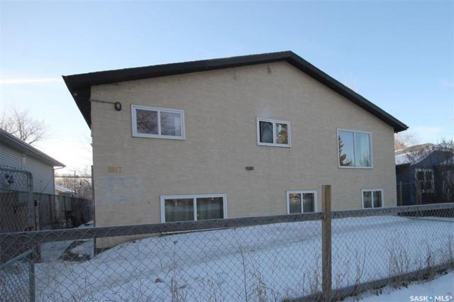 1817 20th Street W, Saskatoon, SK S7M 1A1 (MLS #SK757185) :: The A Team