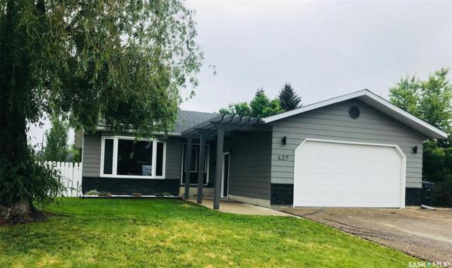 427 Curry Crescent, Swift Current, SK S9H 4X3 (MLS #SK757202) :: The A Team