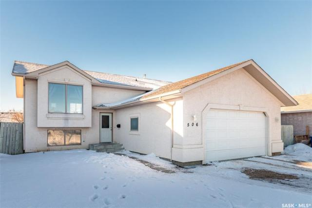 506 Kerr Road, Saskatoon, SK S7N 4V3 (MLS #SK757211) :: The A Team