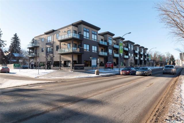 1132 College Drive #210, Saskatoon, SK S7N 0W2 (MLS #SK757291) :: The A Team