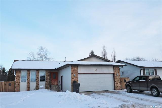 27 Marquis Crescent N, Yorkton, SK S3N 3L5 (MLS #SK757298) :: The A Team