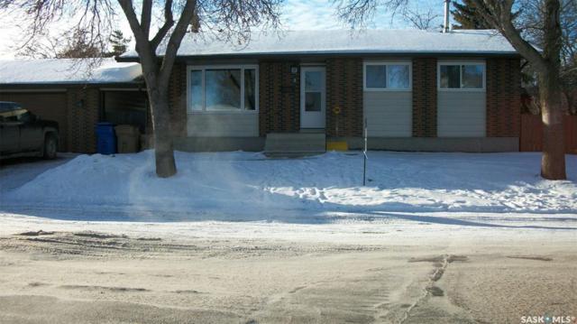 3 Woodsworth Crescent, Regina, SK S4T 7A9 (MLS #SK757300) :: The A Team