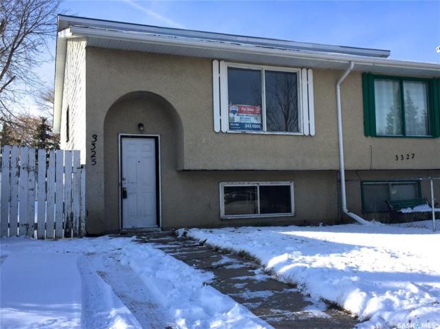 3325 Diefenbaker Drive, Saskatoon, SK S7L 4V5 (MLS #SK757482) :: The A Team