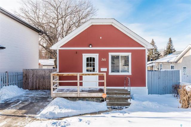 341 V Avenue S, Saskatoon, SK S7M 3E4 (MLS #SK757539) :: The A Team