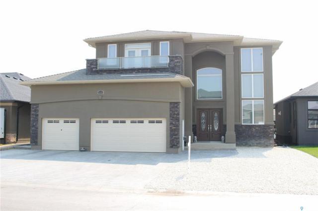 6005 Eagles Cove, Regina, SK S4X 0H5 (MLS #SK757622) :: The A Team