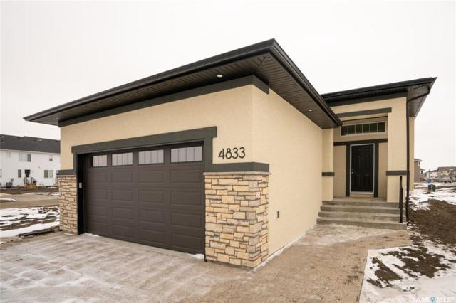 4833 E Keller Avenue, Regina, SK S4V 3S6 (MLS #SK757801) :: The A Team