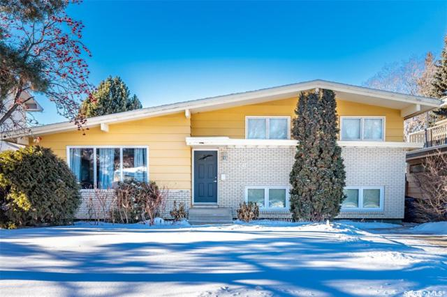 70 Sparling Crescent, Saskatoon, SK S7H 3M2 (MLS #SK757912) :: The A Team