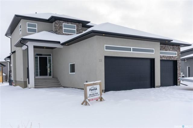 22 Wickens Place, Prince Albert, SK S6X 0A4 (MLS #SK757948) :: The A Team