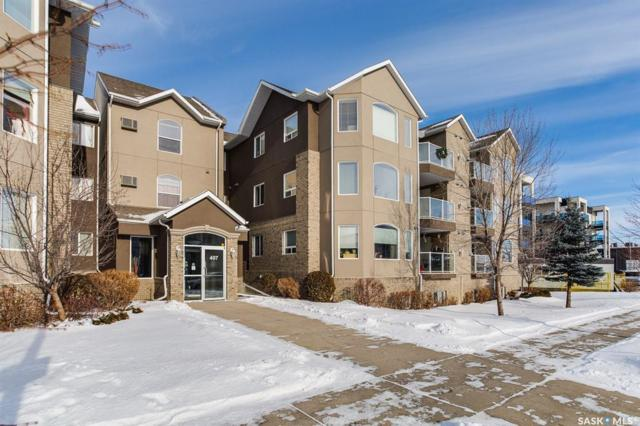 407 Nelson Road #303, Saskatoon, SK S7S 1P2 (MLS #SK758096) :: The A Team