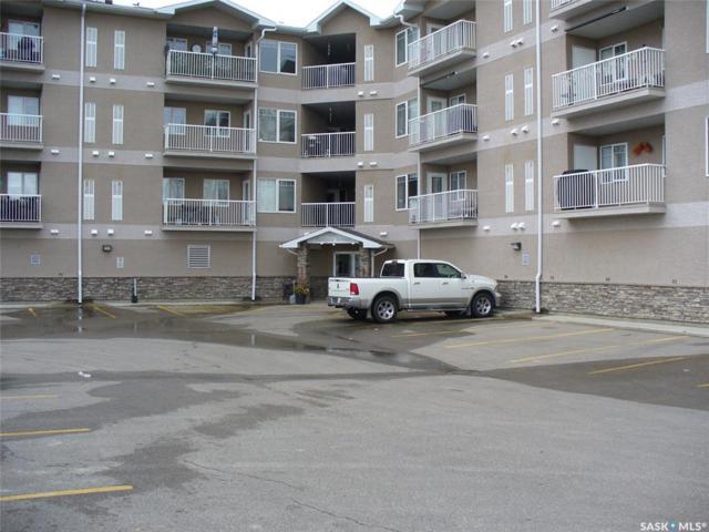 3730 Eastgate Drive E #213, Regina, SK S4Z 0A1 (MLS #SK758123) :: The A Team