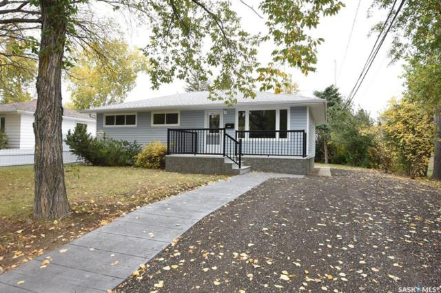 1025 Simpson Avenue, Moose Jaw, SK S6H 4M7 (MLS #SK758215) :: The A Team