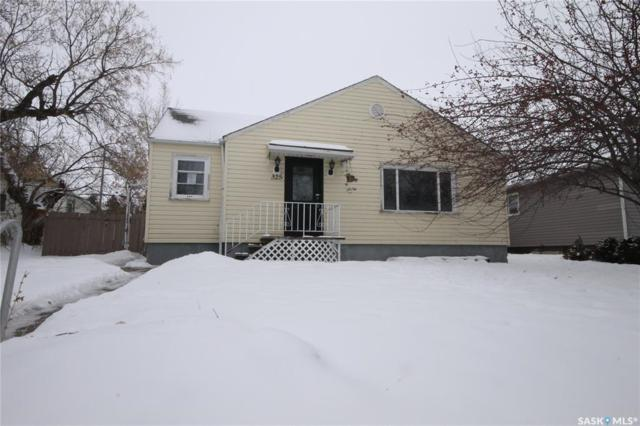 325 Home Street W, Moose Jaw, SK S6H 4X5 (MLS #SK758216) :: The A Team