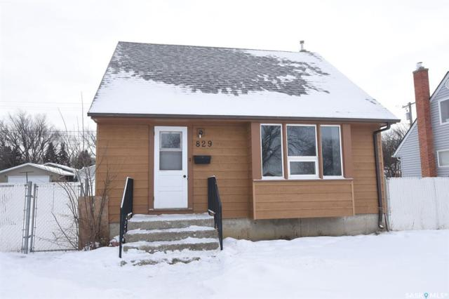 829 Coteau Street W, Moose Jaw, SK S6H 5E9 (MLS #SK758249) :: The A Team