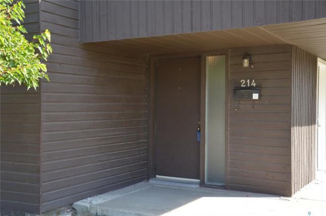 425 115th Street E #214, Saskatoon, SK S7N 2E5 (MLS #SK758308) :: The A Team