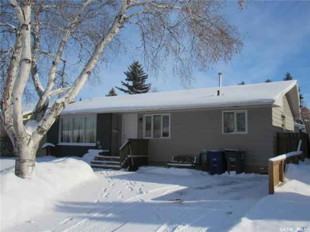 72 Byers Crescent, Saskatoon, SK S7L 4H2 (MLS #SK758333) :: The A Team
