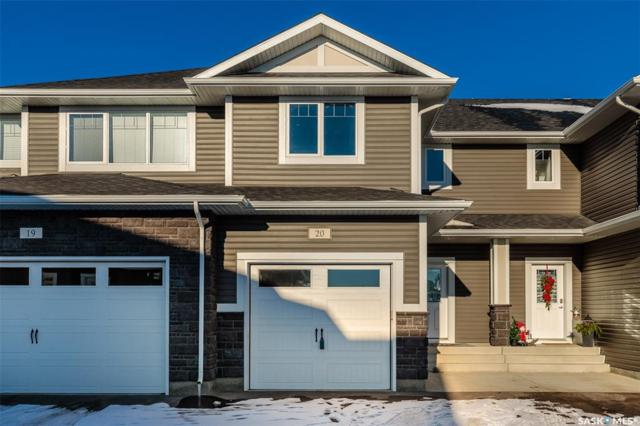 115 Veltkamp Crescent #20, Saskatoon, SK S7T 0T7 (MLS #SK758340) :: The A Team