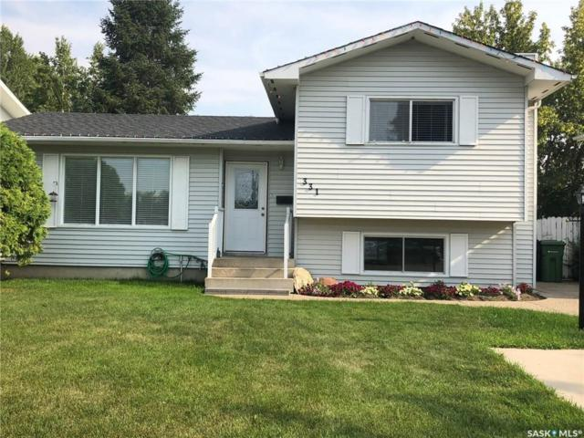 331 Forrester Road, Saskatoon, SK S7M 4G4 (MLS #SK758364) :: The A Team
