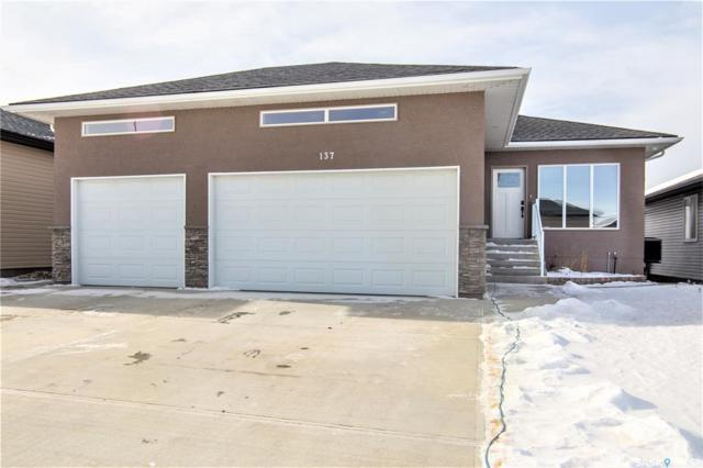 137 Everton Crescent, Moose Jaw, SK S6K 0A3 (MLS #SK758463) :: The A Team
