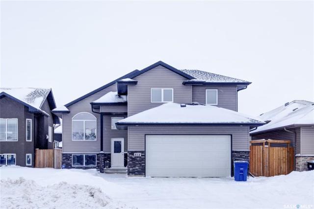 814 Rosewood Boulevard W, Saskatoon, SK S7V 0C2 (MLS #SK758486) :: The A Team
