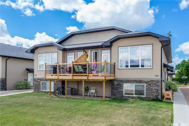 116 Hiebert Crescent #3, Martensville, SK S0K 2T0 (MLS #SK758518) :: The A Team