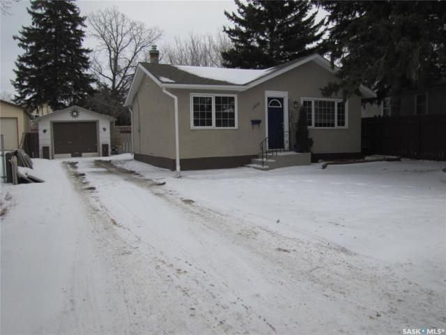 1822 E Avenue N, Saskatoon, SK S7L 1V6 (MLS #SK758827) :: The A Team