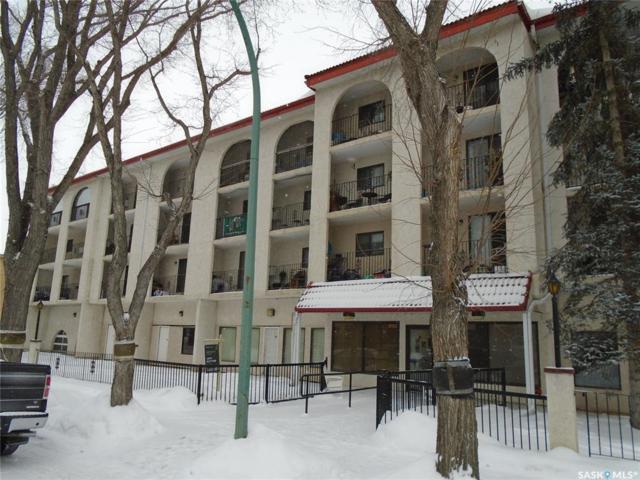 2125 Osler Street #302, Regina, SK S4P 4G9 (MLS #SK758839) :: The A Team