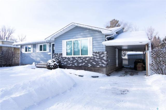 6 Davidson Crescent, Regina, SK S4S 4S9 (MLS #SK758842) :: The A Team
