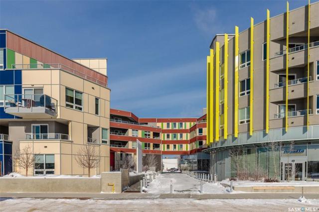 404 C Avenue S #419, Saskatoon, SK S7M 5M9 (MLS #SK759012) :: The A Team