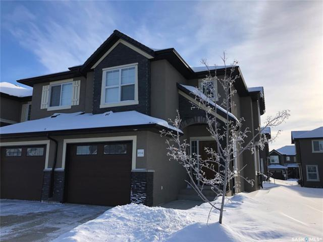 455 Rempel Lane #214, Saskatoon, SK S7T 0R9 (MLS #SK759016) :: The A Team