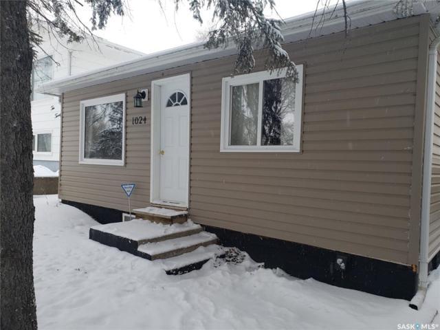1024 Stadacona Street W, Moose Jaw, SK S6H 2B2 (MLS #SK759040) :: The A Team