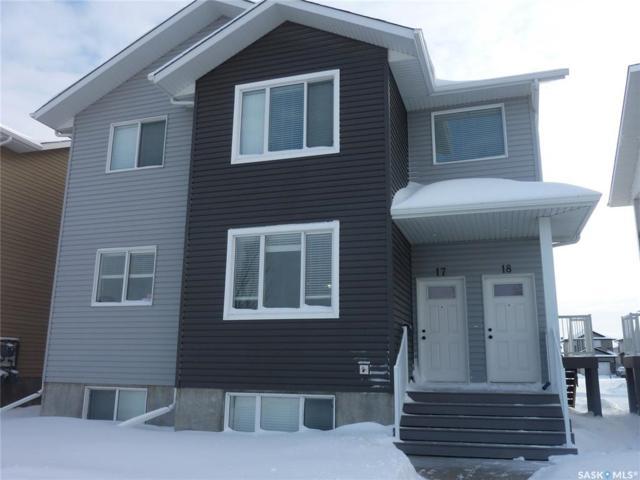 4850 Harbour Landing Drive #18, Regina, SK S4W 0K9 (MLS #SK759079) :: The A Team