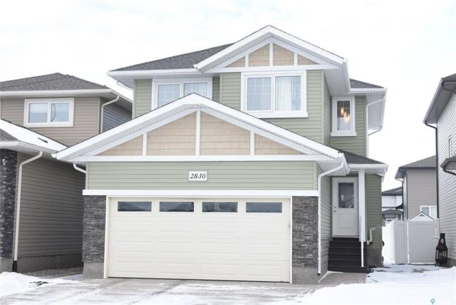 2830 Makowsky Crescent, Regina, SK S4X 0M4 (MLS #SK759097) :: The A Team